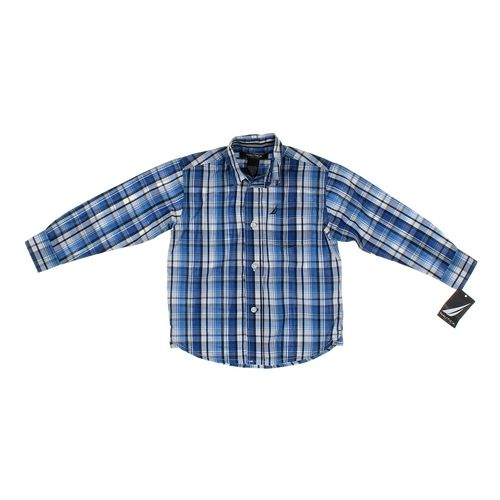 Nautica Shirt in size 4/4T at up to 95% Off - Swap.com