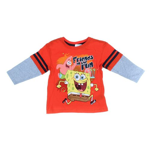 Nickelodeon Shirt in size 3/3T at up to 95% Off - Swap.com