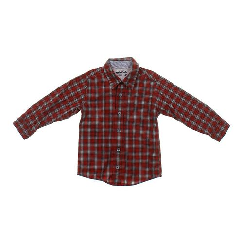 OshKosh B'gosh Shirt in size 4/4T at up to 95% Off - Swap.com