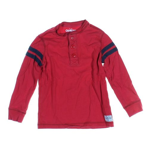 OshKosh B'gosh Shirt in size 5/5T at up to 95% Off - Swap.com