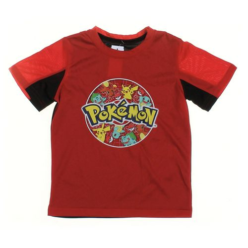 Pokémon Shirt in size 5/5T at up to 95% Off - Swap.com