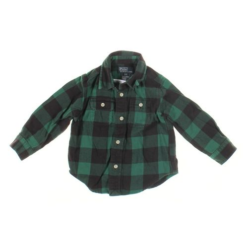 Polo by Ralph Lauren Shirt in size 18 mo at up to 95% Off - Swap.com