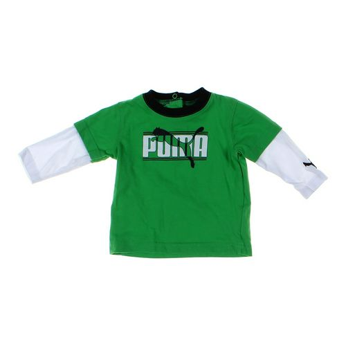 Puma Shirt in size 3 mo at up to 95% Off - Swap.com