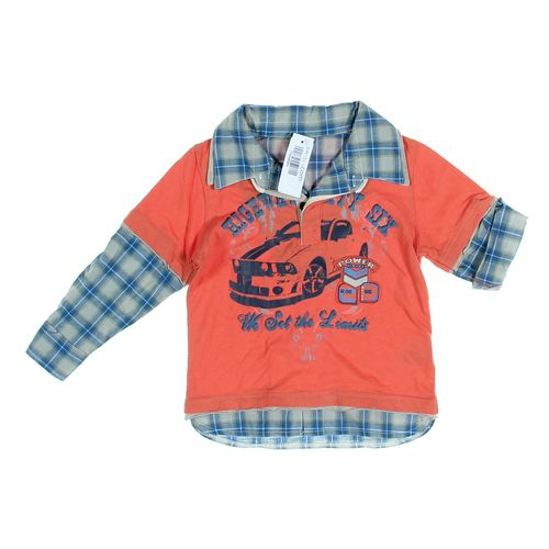Pumpkin Patch Shirt in size 3/3T at up to 95% Off - Swap.com