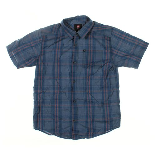 Quiksilver Shirt in size 12 at up to 95% Off - Swap.com