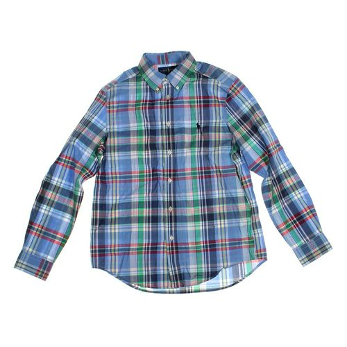 Ralph Lauren Shirt in size 14 at up to 95% Off - Swap.com