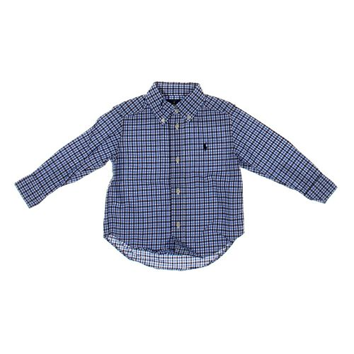 Ralph Lauren Shirt in size 2/2T at up to 95% Off - Swap.com