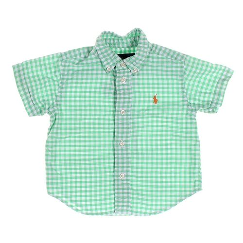 Ralph Lauren Shirt in size 24 mo at up to 95% Off - Swap.com