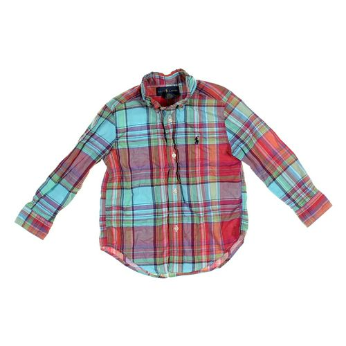 Ralph Lauren Shirt in size 3/3T at up to 95% Off - Swap.com