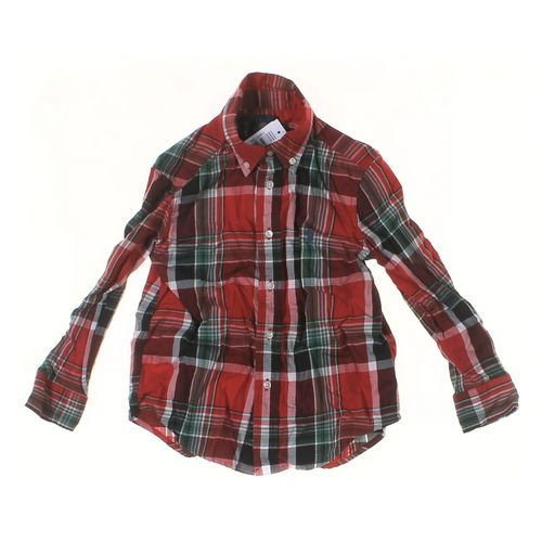 Ralph Lauren Shirt in size 4/4T at up to 95% Off - Swap.com