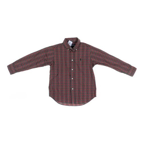 Ralph Lauren Shirt in size 5/5T at up to 95% Off - Swap.com