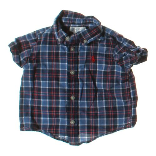 Ralph Lauren Shirt in size 6 mo at up to 95% Off - Swap.com