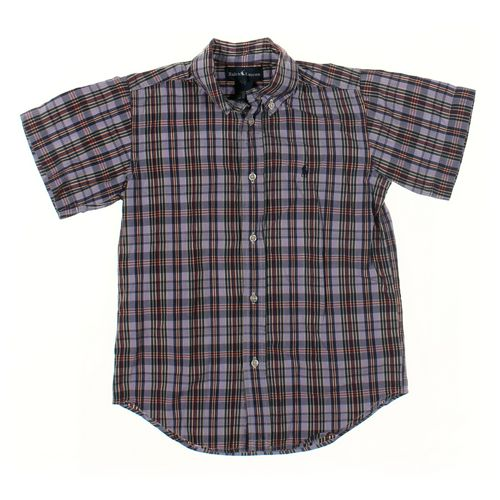 Ralph Lauren Shirt in size 6 at up to 95% Off - Swap.com