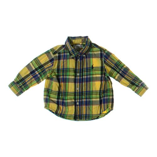 Ralph Lauren Shirt in size 9 mo at up to 95% Off - Swap.com