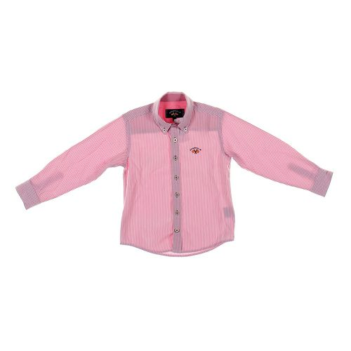 Spangnolo Shirt in size 6 at up to 95% Off - Swap.com