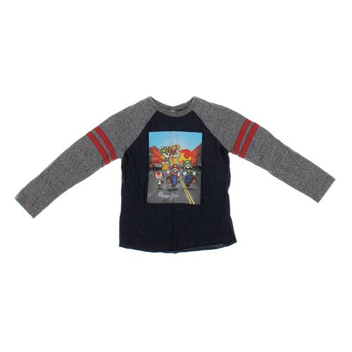 Super Mario Bros. Shirt in size 7 at up to 95% Off - Swap.com