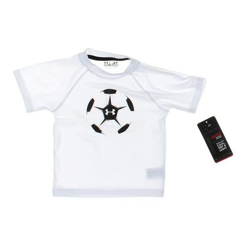 Under Armour Shirt in size 2/2T at up to 95% Off - Swap.com