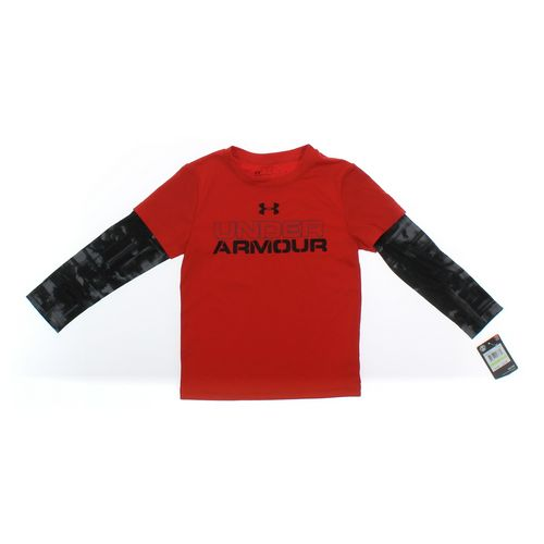 Under Armour Shirt in size 4/4T at up to 95% Off - Swap.com