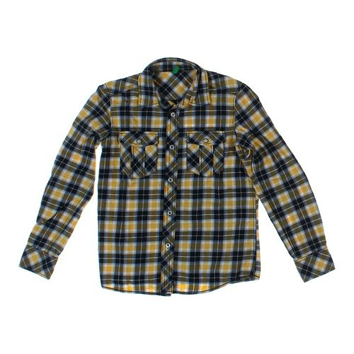 United Colors of Benetton Shirt in size 12 at up to 95% Off - Swap.com