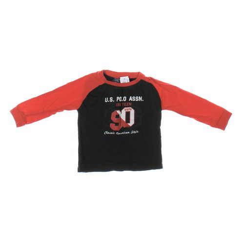 U.S. Polo Assn. Shirt in size 3/3T at up to 95% Off - Swap.com