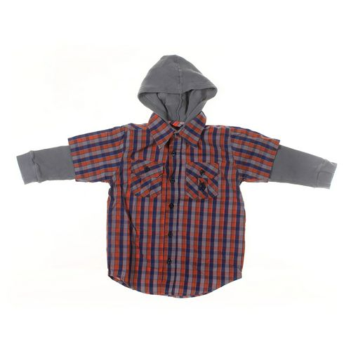 U.S. Polo Assn. Shirt in size 4/4T at up to 95% Off - Swap.com