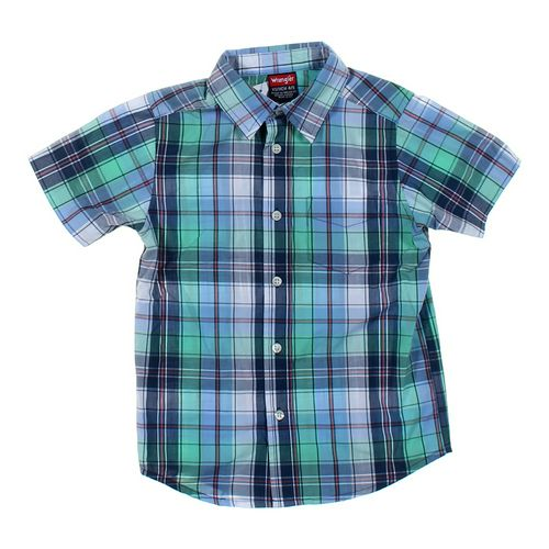 Wrangler Shirt in size 4/4T at up to 95% Off - Swap.com