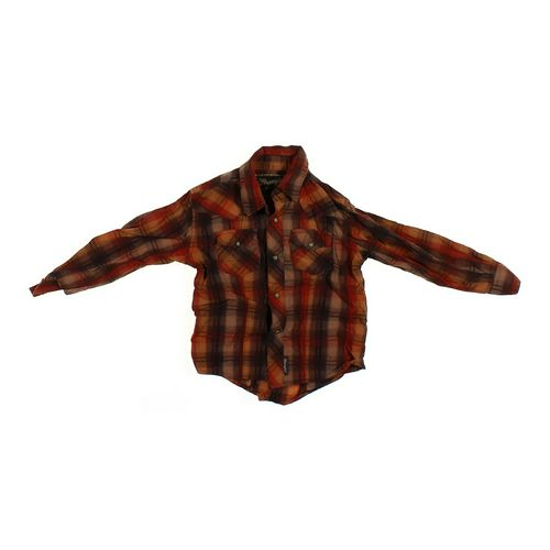 Wrangler Shirt in size 6 at up to 95% Off - Swap.com