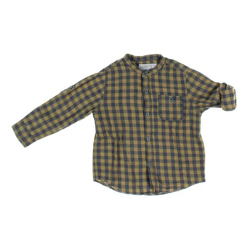 ZARA Shirt in size 4/4T at up to 95% Off - Swap.com