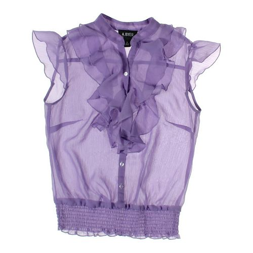 A. BYER Shirt in size JR 3 at up to 95% Off - Swap.com