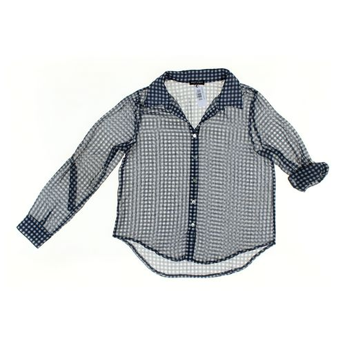 About A Girl Shirt in size JR 15 at up to 95% Off - Swap.com
