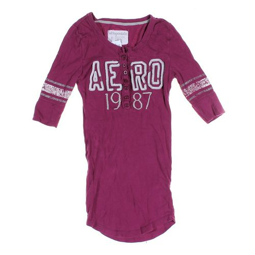 Aéropostale Shirt in size JR 3 at up to 95% Off - Swap.com