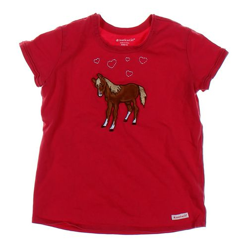 American Girl Shirt in size 10 at up to 95% Off - Swap.com