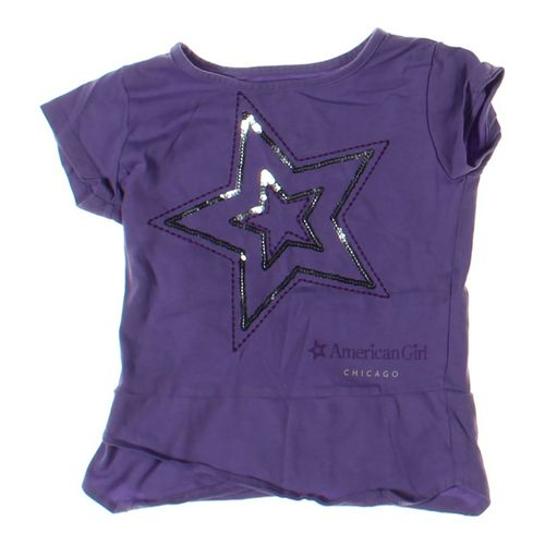 American Girl Shirt in size 7 at up to 95% Off - Swap.com