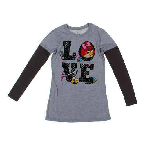 Angry Birds Shirt in size JR 11 at up to 95% Off - Swap.com