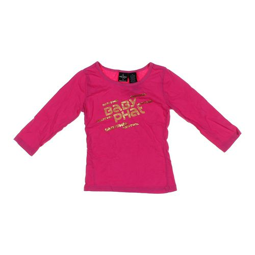 Baby Phat Shirt in size 8 at up to 95% Off - Swap.com