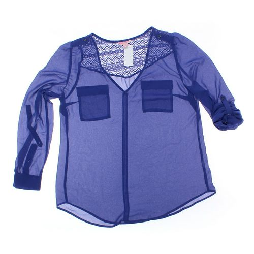 Candie's Shirt in size JR 15 at up to 95% Off - Swap.com