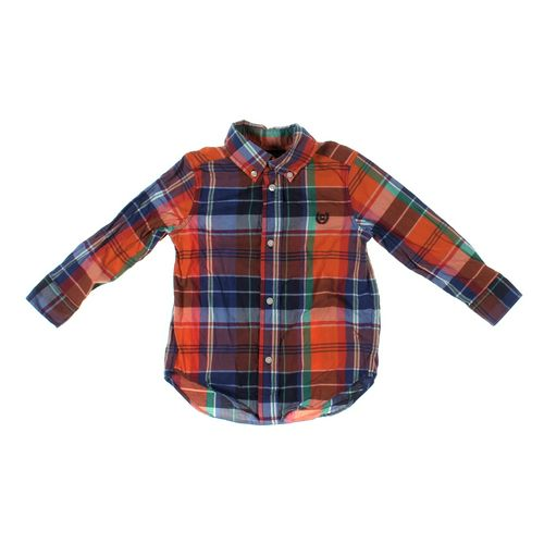 Chaps Shirt in size 3/3T at up to 95% Off - Swap.com