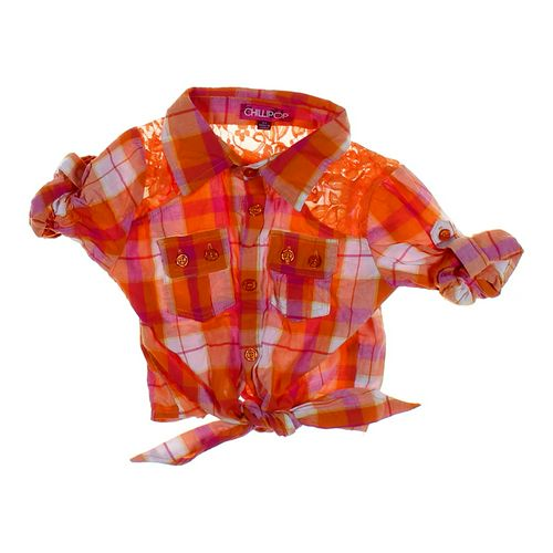 Chillipop Shirt in size 6X at up to 95% Off - Swap.com