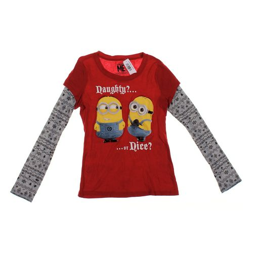Despicable Me Shirt in size JR 15 at up to 95% Off - Swap.com