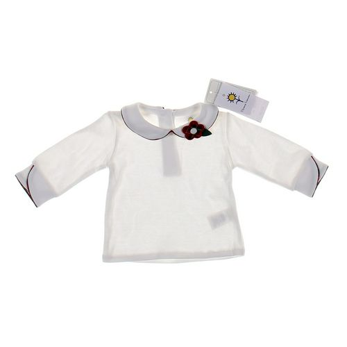 Florence Eiseman Shirt in size 6 mo at up to 95% Off - Swap.com
