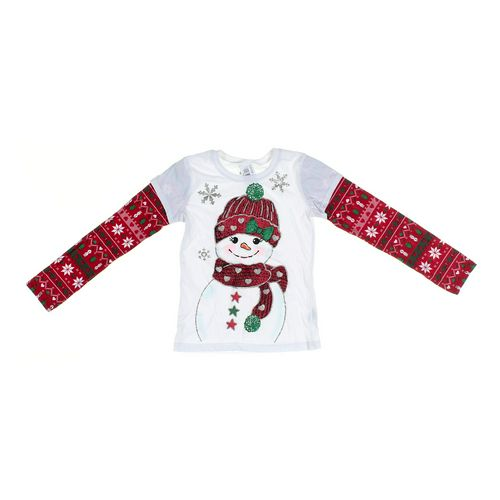 Holiday Time Shirt in size 8 at up to 95% Off - Swap.com