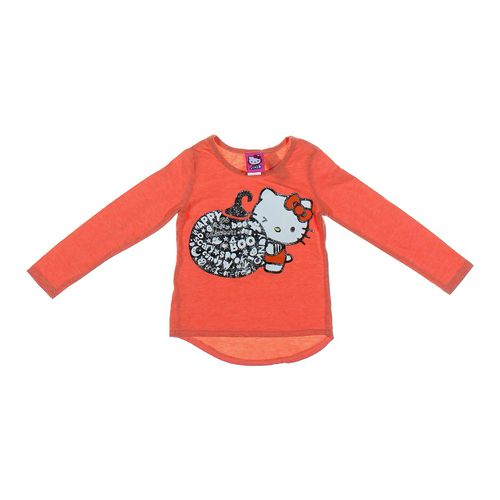 Hello Kitty Shirt in size 4/4T at up to 95% Off - Swap.com