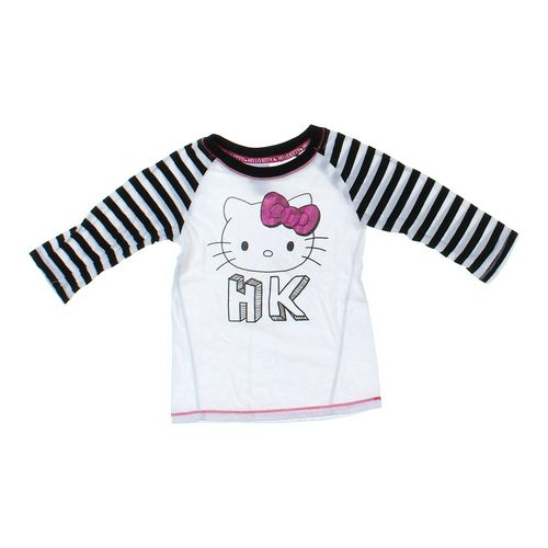 Hello Kitty Shirt in size 6 at up to 95% Off - Swap.com