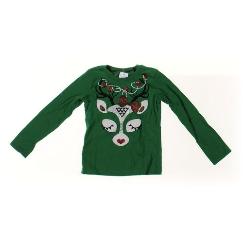 Holiday Time Shirt in size 4/4T at up to 95% Off - Swap.com