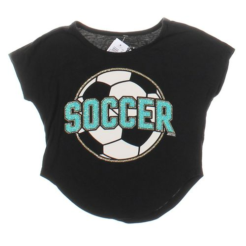 Justice Shirt in size 5/5T at up to 95% Off - Swap.com