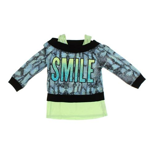 Justice Shirt in size 8 at up to 95% Off - Swap.com