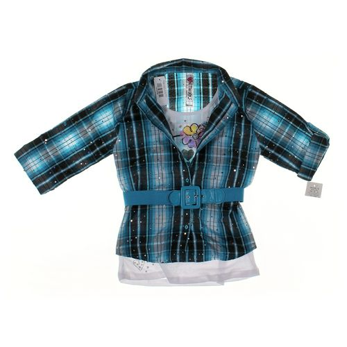 Knitworks Shirt in size 12 at up to 95% Off - Swap.com