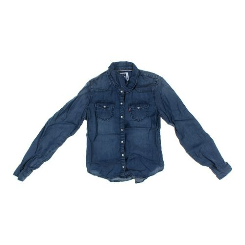 Levi's Shirt in size 10 at up to 95% Off - Swap.com