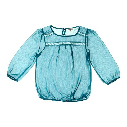 Lily White Shirt in size JR 3 at up to 95% Off - Swap.com