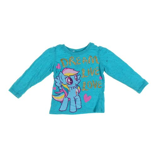 My Little Pony Shirt in size 3/3T at up to 95% Off - Swap.com